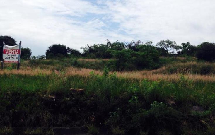 Foto de terreno habitacional en venta en  0, ojo de agua, san juan del río, querétaro, 1527116 No. 01