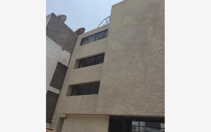 Foto de edificio en renta en  0, olímpica, coyoacán, distrito federal, 1899908 No. 01