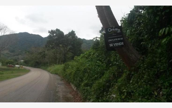 Foto de terreno comercial en venta en  0, palenque centro, palenque, chiapas, 443641 No. 02