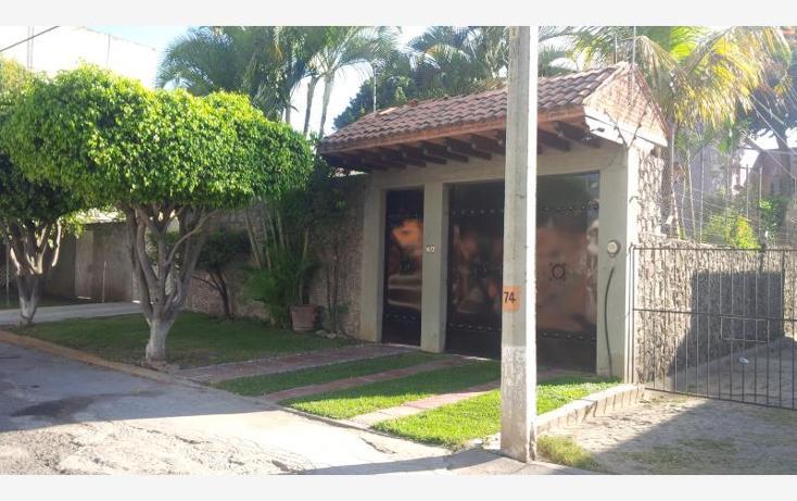 Foto de casa en venta en  0, pedregal de las fuentes, jiutepec, morelos, 1726942 No. 01
