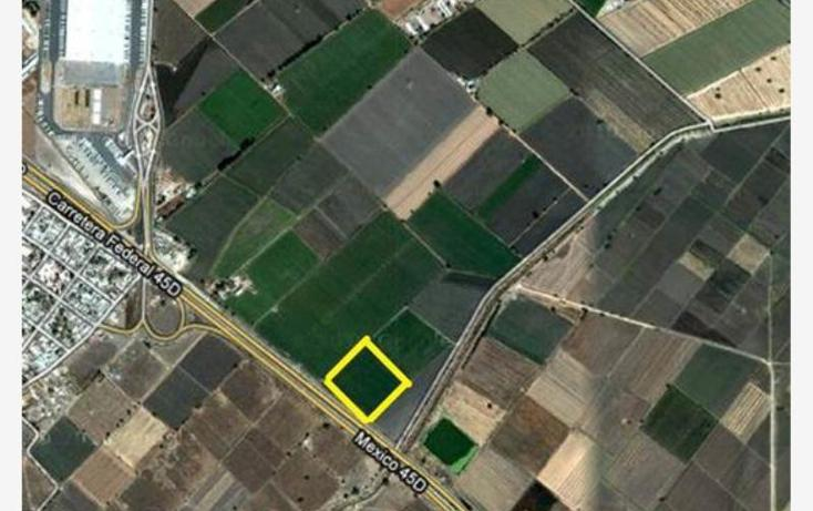 Foto de terreno comercial en venta en sin nombre 0, pedro escobedo centro, pedro escobedo, querétaro, 1443147 No. 01