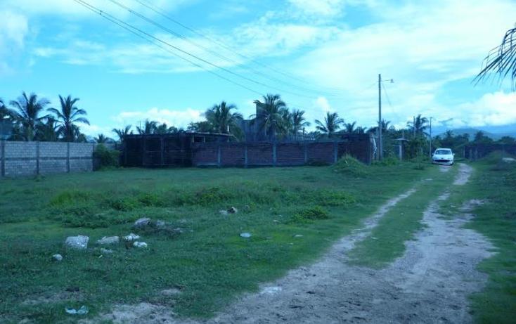 Foto de terreno habitacional en venta en  0, pie de la cuesta, acapulco de ju?rez, guerrero, 1614240 No. 04