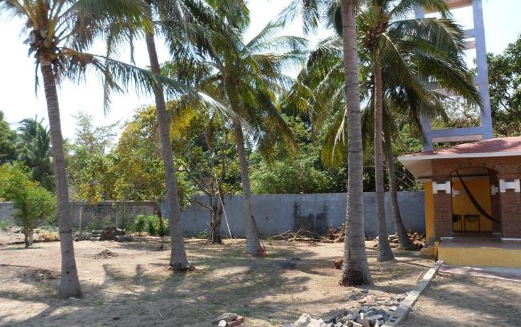 Foto de terreno habitacional en venta en avenida fuerza aerea 0, pie de la cuesta, acapulco de juárez, guerrero, 1673660 No. 01