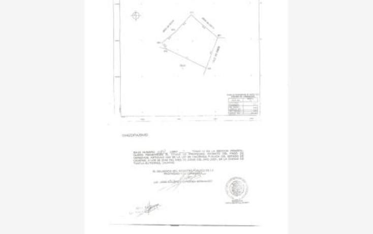 Foto de terreno comercial en venta en  0, plan de ayala, tuxtla gutiérrez, chiapas, 1806002 No. 08