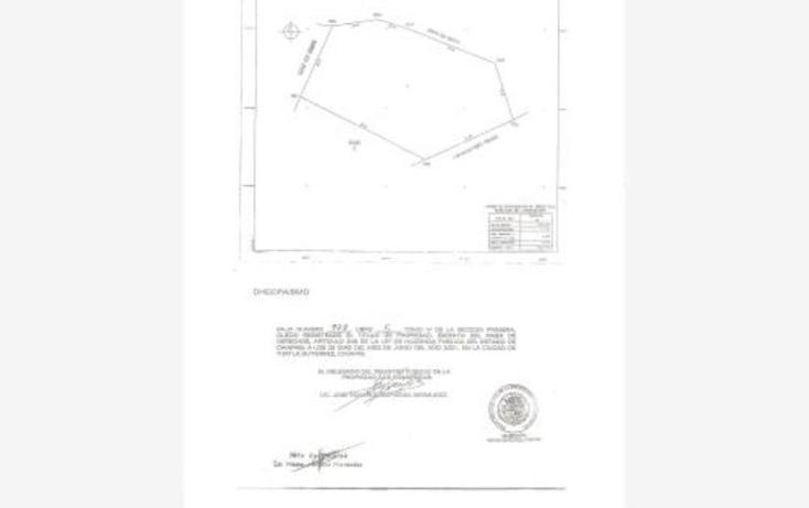 Foto de terreno comercial en venta en  0, plan de ayala, tuxtla gutiérrez, chiapas, 1806002 No. 09
