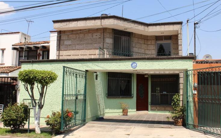 Foto de casa en venta en  0, plaza del parque, querétaro, querétaro, 2032596 No. 01