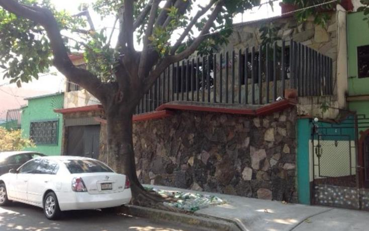 Foto de casa en venta en  0, portales sur, benito juárez, distrito federal, 791389 No. 01