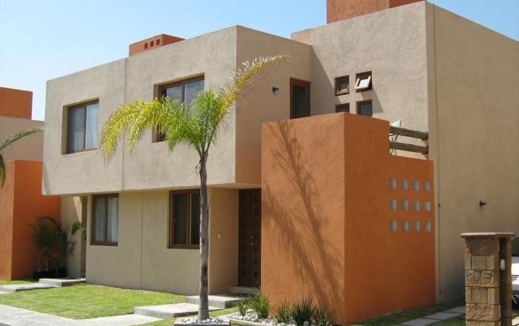 Foto de casa en renta en  0, puerta real, corregidora, quer?taro, 2006840 No. 01