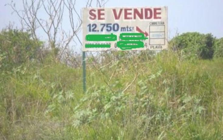 Foto de terreno comercial en venta en real mandinga 0, real mandinga, alvarado, veracruz de ignacio de la llave, 972025 No. 01