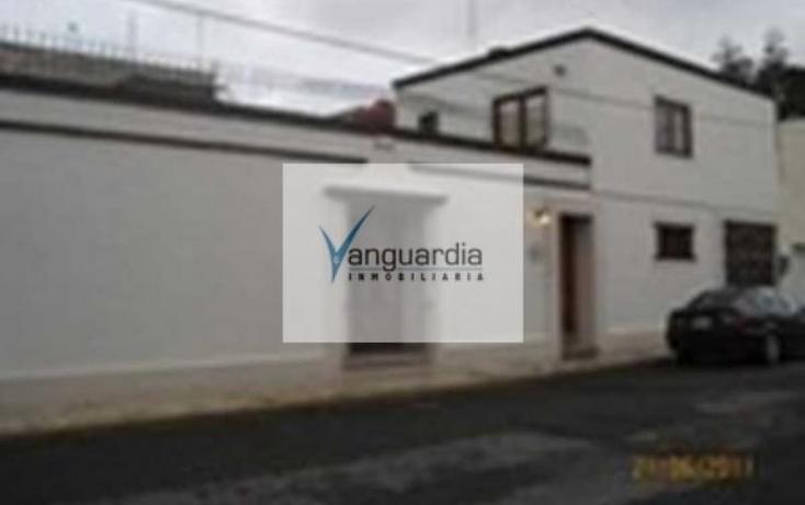 Foto de casa en venta en  0, reforma, toluca, méxico, 1533804 No. 01