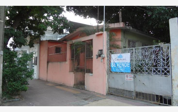 Foto de terreno comercial en venta en  0, reforma, veracruz, veracruz de ignacio de la llave, 1391277 No. 01
