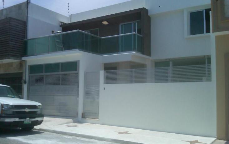 Foto de casa en renta en  0, reforma, veracruz, veracruz de ignacio de la llave, 395578 No. 01