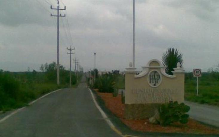 Foto de terreno habitacional en venta en s/n 0, residencial hacienda san pedro, general zuazua, nuevo león, 480751 No. 04