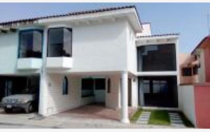 Foto de casa en venta en  0, residencial zinacantepec, zinacantepec, méxico, 1476971 No. 01