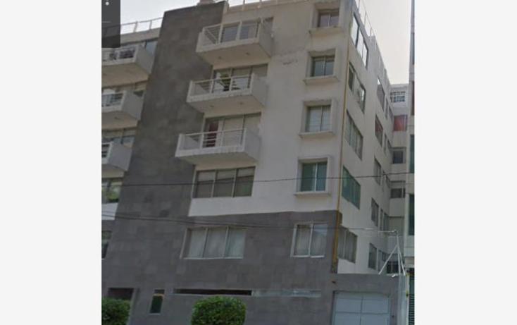 Foto de departamento en venta en  0, roma norte, cuauhtémoc, distrito federal, 1945752 No. 01