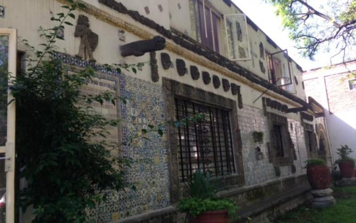 Foto de terreno habitacional en venta en  0, san angel inn, álvaro obregón, distrito federal, 1923696 No. 04