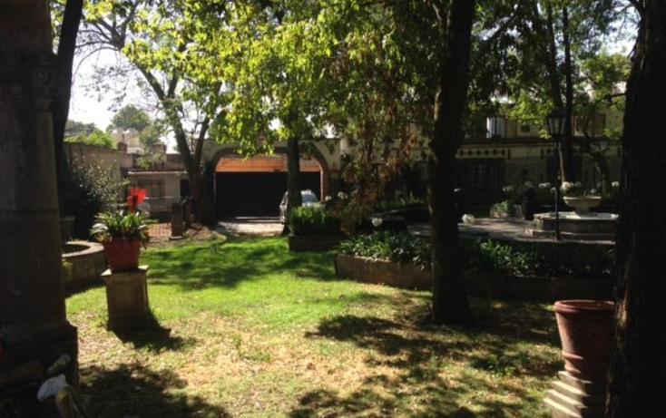 Foto de terreno habitacional en venta en  0, san angel inn, álvaro obregón, distrito federal, 1923696 No. 05