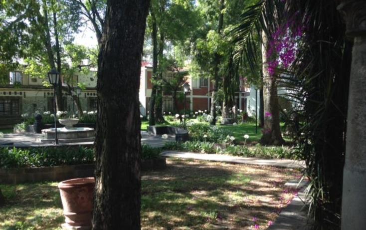 Foto de terreno habitacional en venta en  0, san angel inn, álvaro obregón, distrito federal, 1923696 No. 07