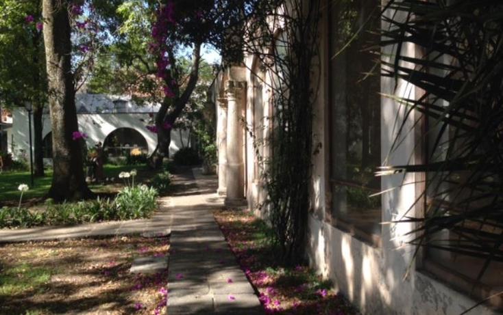 Foto de terreno habitacional en venta en  0, san angel inn, álvaro obregón, distrito federal, 1923696 No. 09