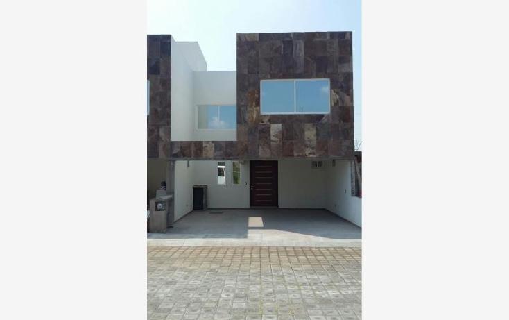 Foto de casa en venta en  0, san antonio cacalotepec, san andr?s cholula, puebla, 1381857 No. 01