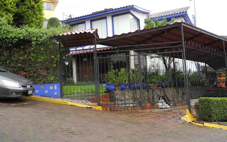 Foto de casa en venta en  0, san bernab? ocotepec, la magdalena contreras, distrito federal, 517810 No. 02