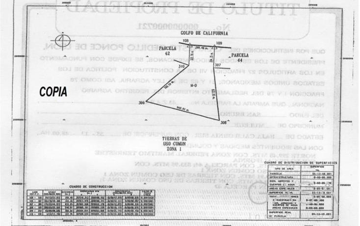 Foto de terreno comercial en venta en  0, san bruno, mulegé, baja california sur, 1308875 No. 04