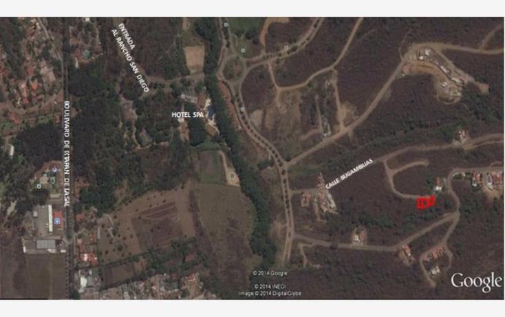 Foto de terreno habitacional en venta en retorno bugambilias 0, san diego, ixtapan de la sal, méxico, 784221 No. 02
