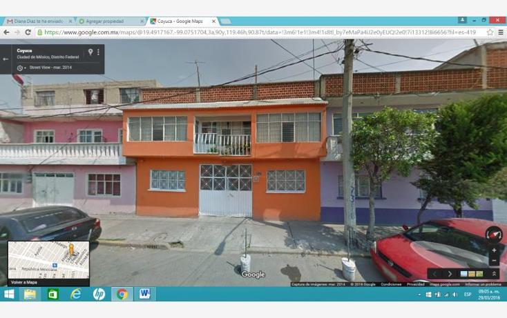 Foto de casa en venta en  0, san felipe de jesús, gustavo a. madero, distrito federal, 1745323 No. 02