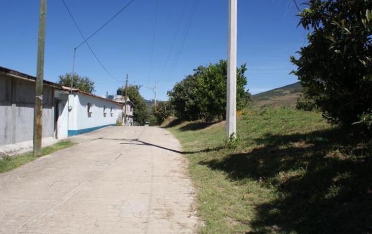 Foto de terreno habitacional en venta en  0, san gabriel etla, san juan bautista guelache, oaxaca, 894669 No. 13