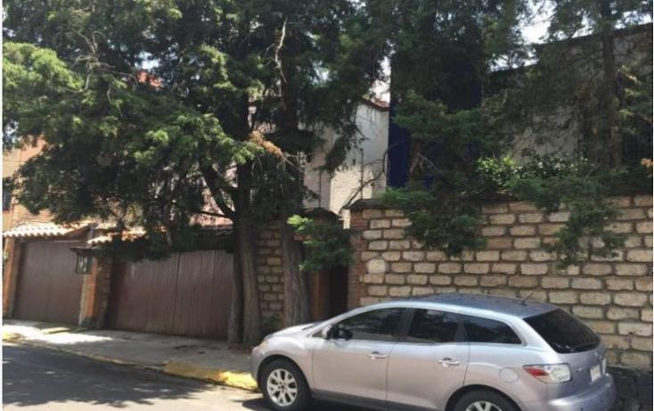 Foto de casa en venta en la presa 0, san jerónimo lídice, la magdalena contreras, distrito federal, 2698156 No. 01