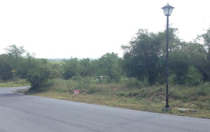 Foto de terreno habitacional en venta en  0, san mateo, juárez, nuevo león, 817147 No. 03