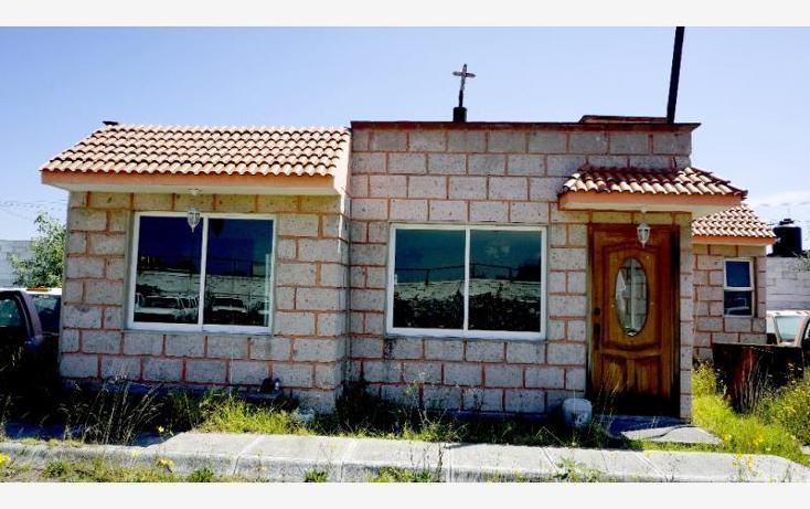 Foto de terreno comercial en venta en  0, san mateo otzacatipan, toluca, méxico, 787641 No. 01