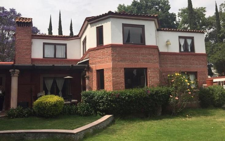 Foto de casa en venta en  0, san mateo tecoloapan, atizap?n de zaragoza, m?xico, 1547616 No. 01