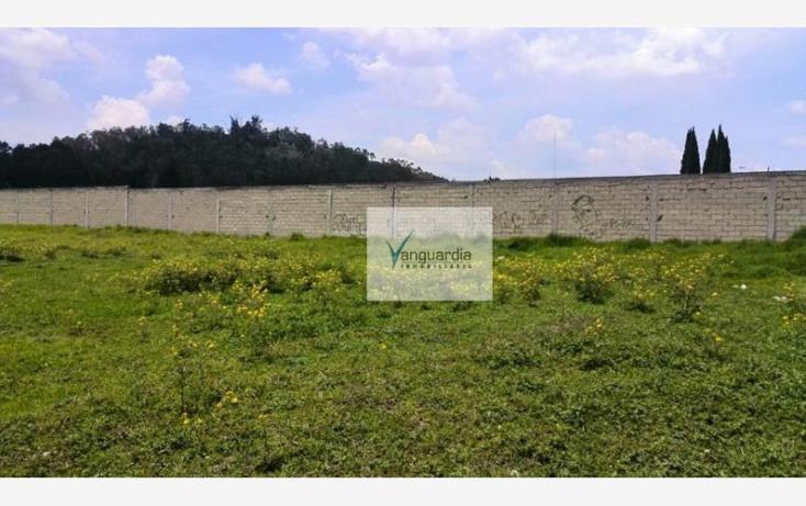 Foto de terreno habitacional en venta en  0, san miguel, metepec, méxico, 1395009 No. 01