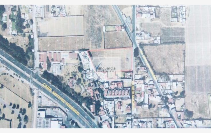 Foto de terreno habitacional en venta en  0, san miguel, metepec, méxico, 1395009 No. 03