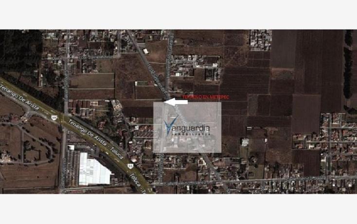 Foto de terreno habitacional en venta en  0, san miguel, metepec, méxico, 1395009 No. 04
