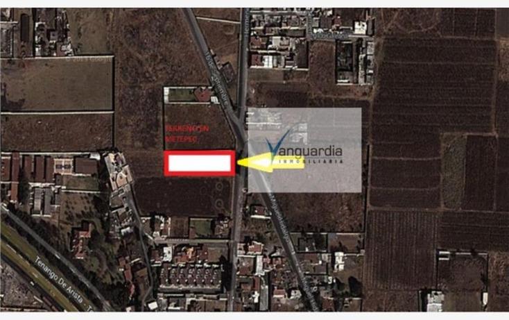 Foto de terreno habitacional en venta en  0, san miguel, metepec, méxico, 1395009 No. 05