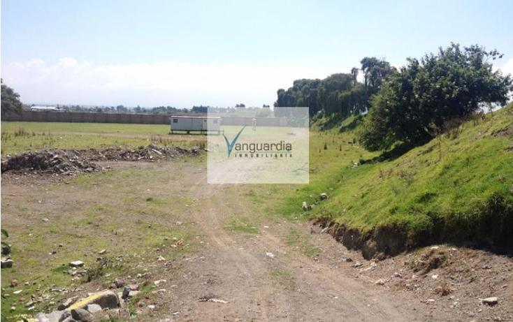 Foto de terreno comercial en venta en  0, san miguel totocuitlapilco, metepec, méxico, 969601 No. 01