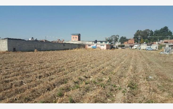 Foto de terreno habitacional en venta en  0, san miguel zinacantepec, zinacantepec, méxico, 1766708 No. 02