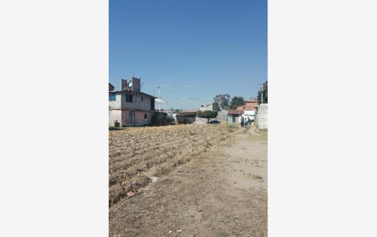 Foto de terreno habitacional en venta en  0, san miguel zinacantepec, zinacantepec, méxico, 1766708 No. 16