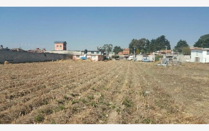Foto de terreno habitacional en venta en  0, san miguel zinacantepec, zinacantepec, méxico, 1766708 No. 17
