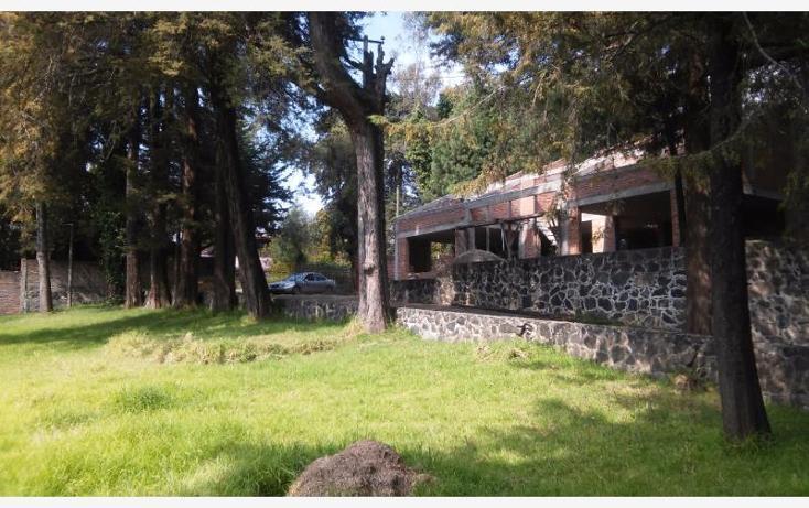 Foto de terreno habitacional en venta en  0, san pedro cholula, ocoyoacac, méxico, 860035 No. 01