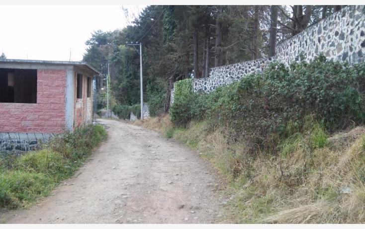 Foto de terreno habitacional en venta en  0, san pedro cholula, ocoyoacac, méxico, 860035 No. 05