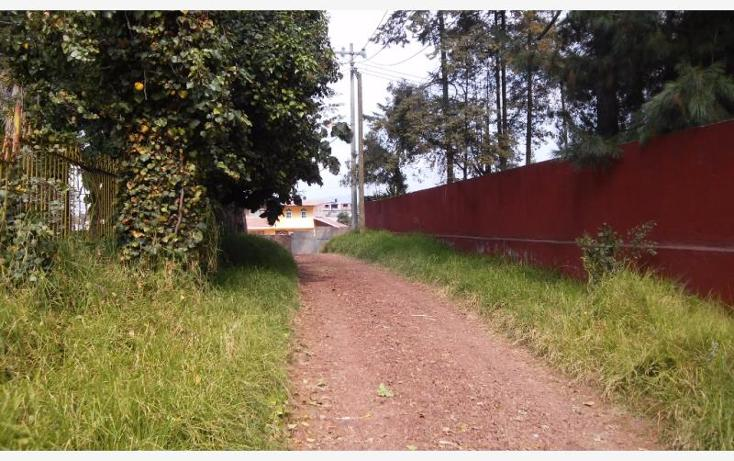 Foto de terreno habitacional en venta en  0, san pedro cholula, ocoyoacac, méxico, 860035 No. 07