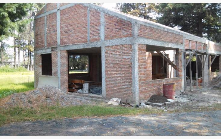 Foto de terreno habitacional en venta en  0, san pedro cholula, ocoyoacac, méxico, 860035 No. 09