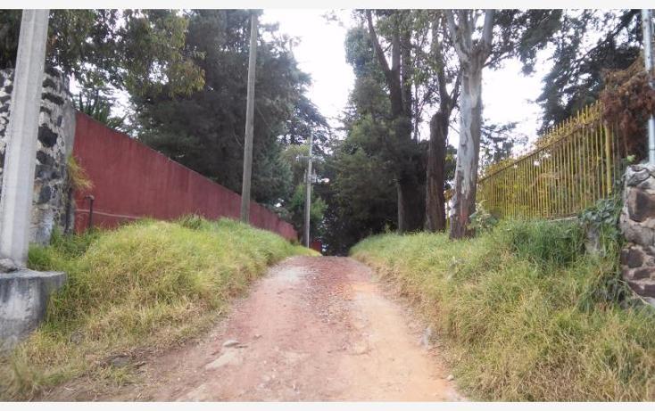 Foto de terreno habitacional en venta en  0, san pedro cholula, ocoyoacac, méxico, 860035 No. 11