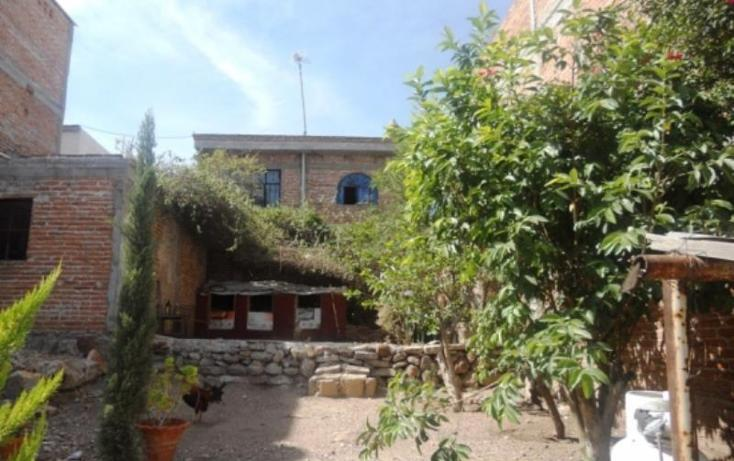 Foto de casa en venta en  0, san rafael insurgentes, san miguel de allende, guanajuato, 693085 No. 01