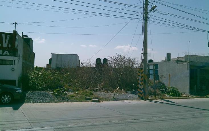 Foto de terreno industrial en venta en  0, sanctorum, cuautlancingo, puebla, 538823 No. 01