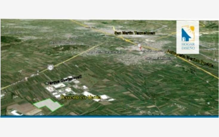 Foto de terreno industrial en venta en  0, santa mar?a moyotzingo, san mart?n texmelucan, puebla, 1473647 No. 04