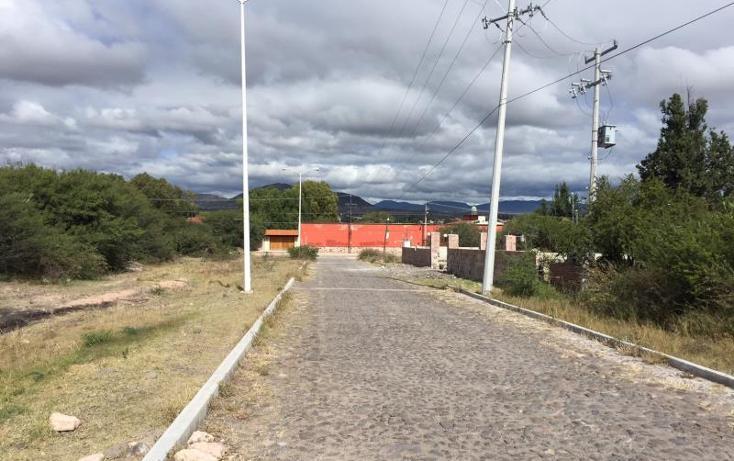 Foto de terreno habitacional en venta en  0, santa rosa de jauregui, querétaro, querétaro, 1476945 No. 01